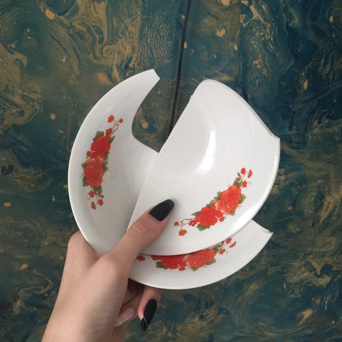 разбитая тарелка к счастью картинки том, как приготовить