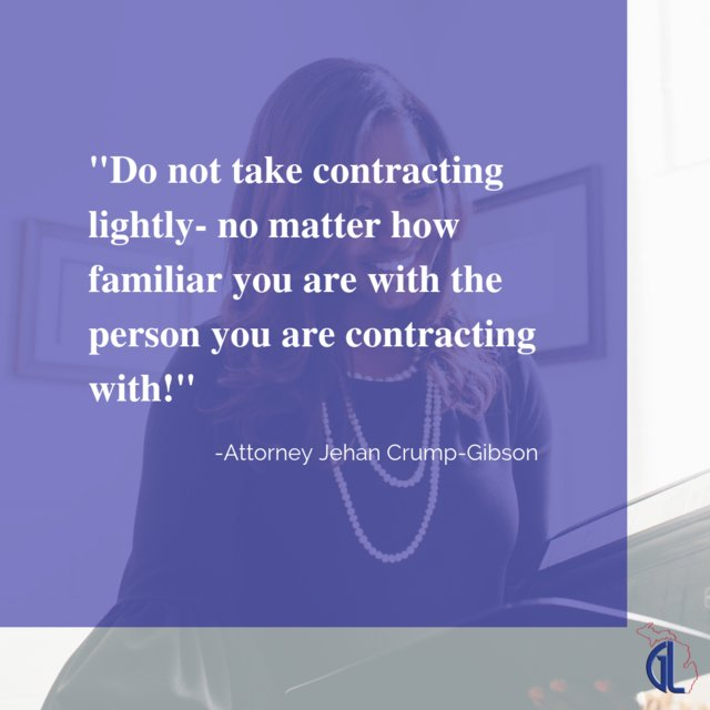elements of a valid contract law