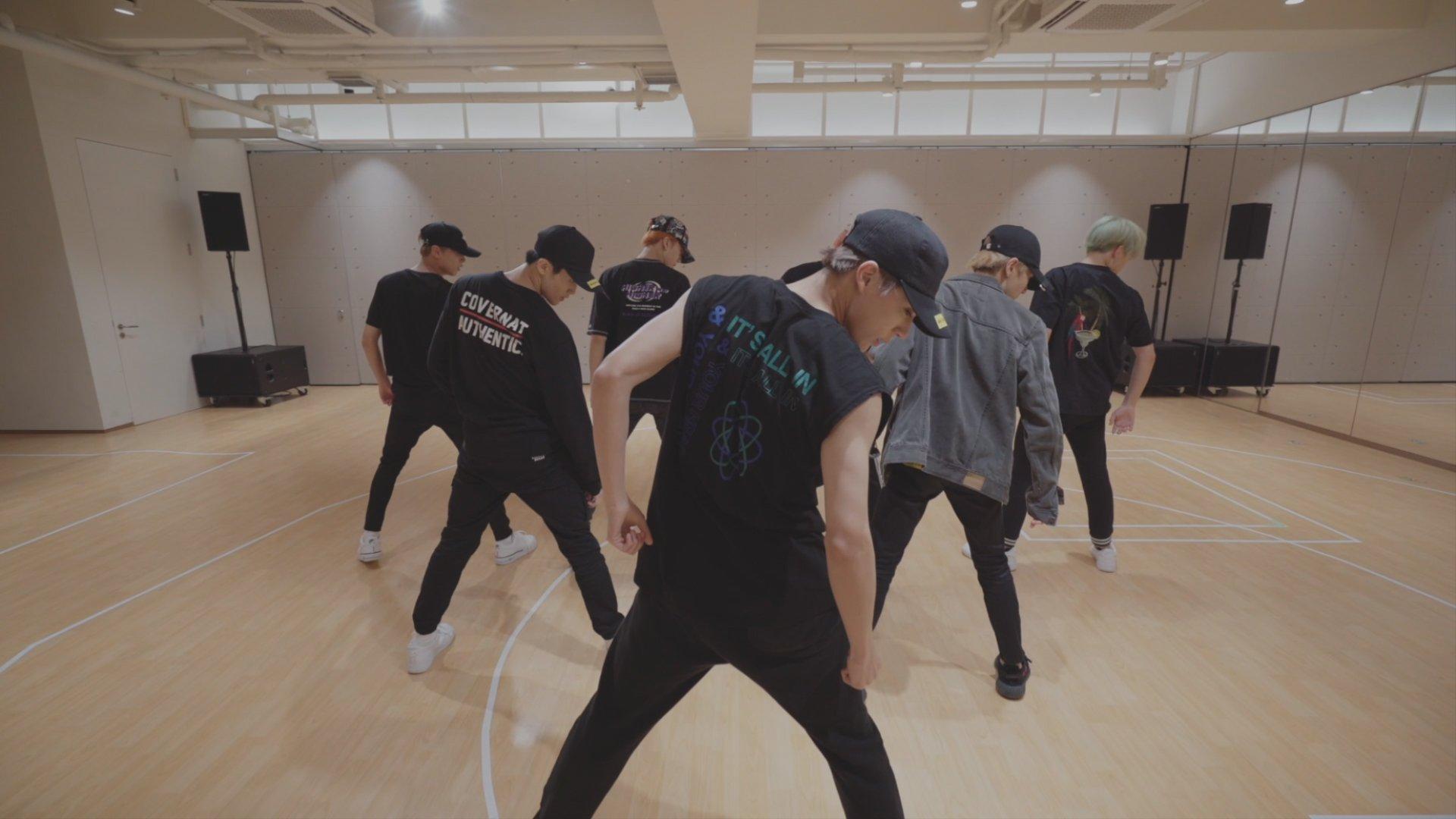 NCT DREAM 'We Go Up' Dance Practice  #NCTDREAM  #NCTDREAM_WeGoUp #WeGoUp #WE_GO_UP #DancePractice   #NCT https://t.co/u366eUBdSB