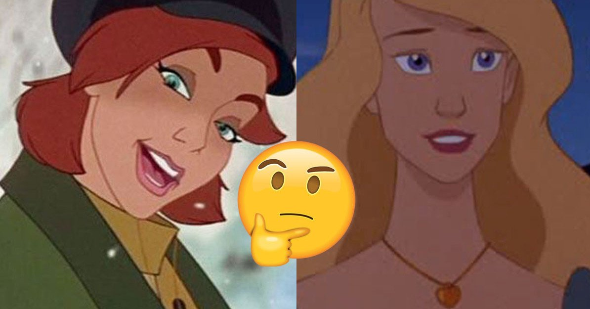 Buzzfeed Uk On Twitter 33 Facts About 90s Non Disney Animated