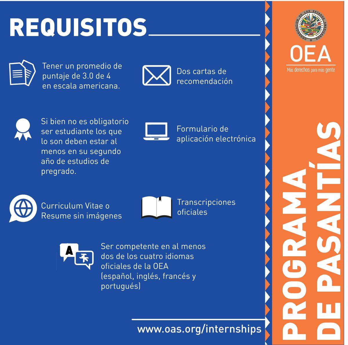 OEA on Twitter: \