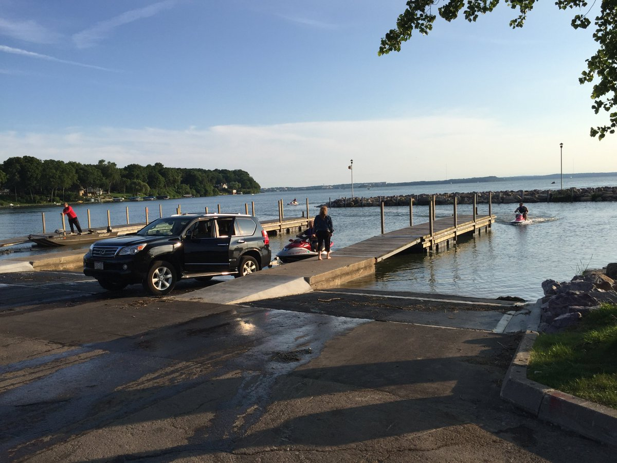 Boats Still Come To Olin Park But They >> Madison Parks On Twitter Boat Launch Closure Notice Please