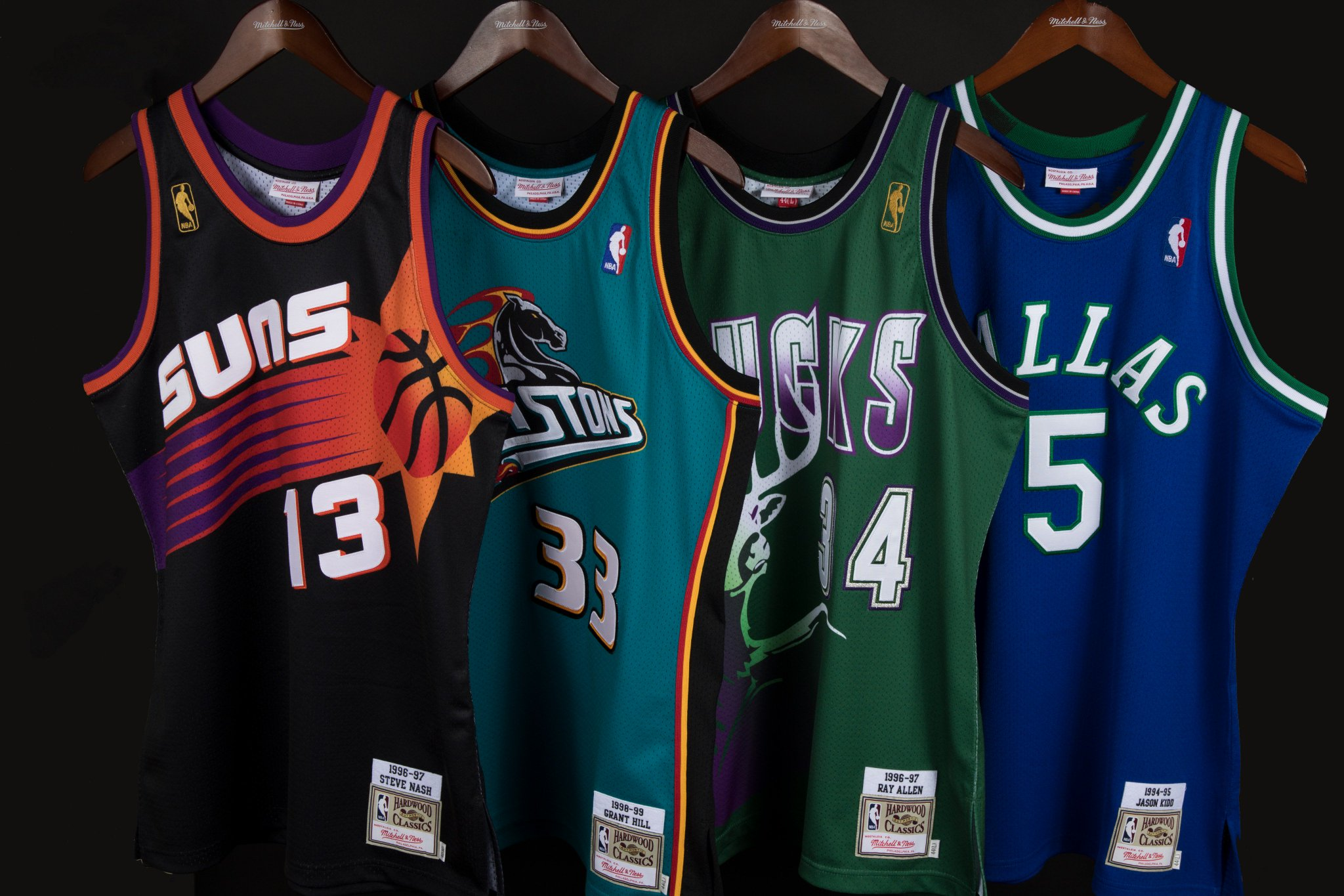 detailed look d01d5 78289 Mitchell & Ness on Twitter: