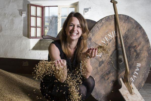 Whisky Insiders Archive Interview: Alwynne Gwilt @BalvenieUK Ambassador … #whisky #TheOriginalWhiskyInsidersInterviews Photo