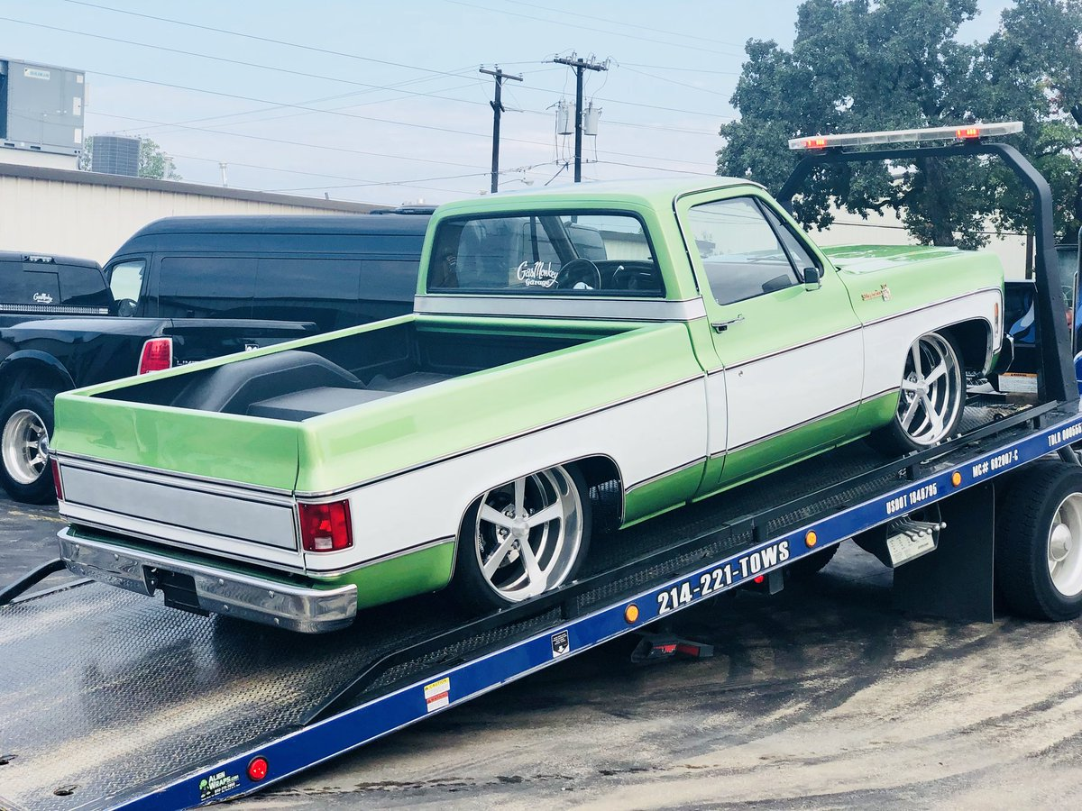 Gas Monkey Garage On Twitter The Owner Of The 49 Chevy Stopped By