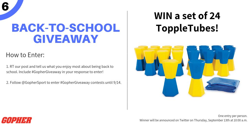 gophergiveaway hashtag on Twitter