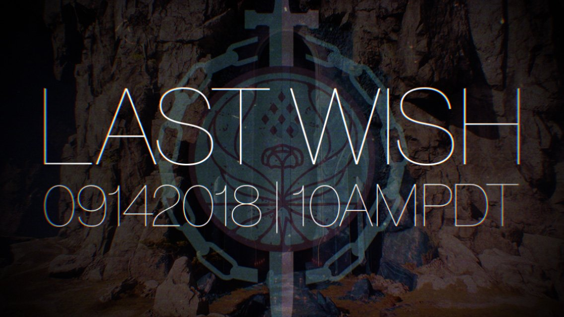 Destiny 2 News's photo on Last Wish
