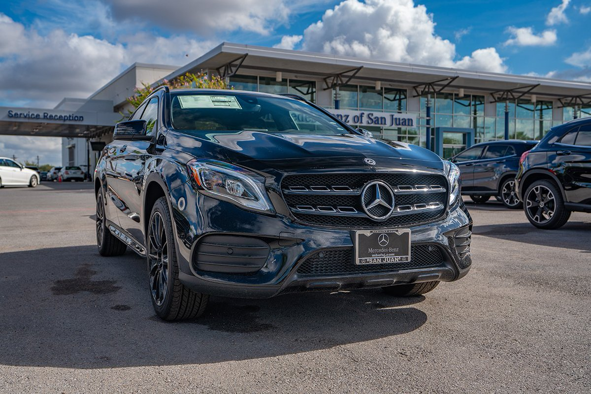 And, Itu0027s A Mercedes Benz SUV, So Itu0027s Both Functional And Fun. Come To See  Our Brand New 2019 Models Here At Mercedes Benz San Juan.