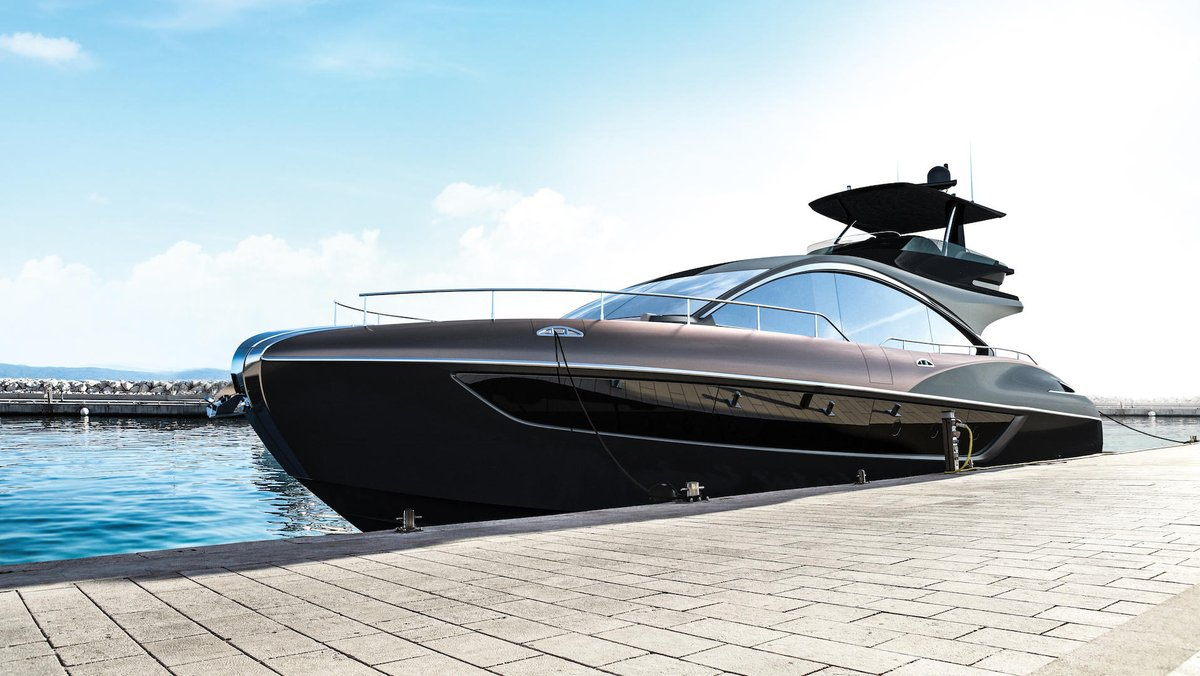 Lexus has revealed an all-new luxury yacht, the LY 650. #LexusYacht https://t.co/H5U4fCFD5z