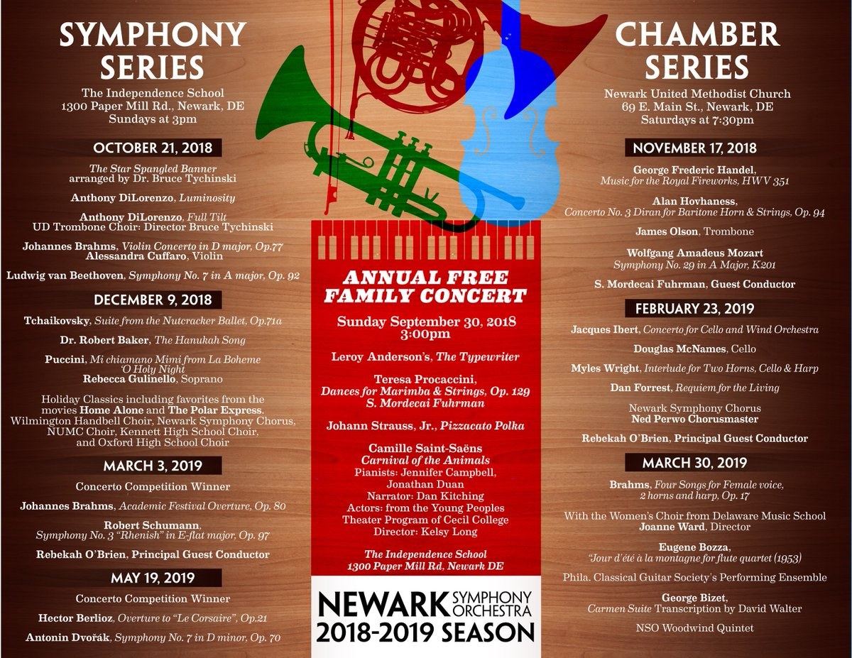 Newark Symphony Orch on Twitter: