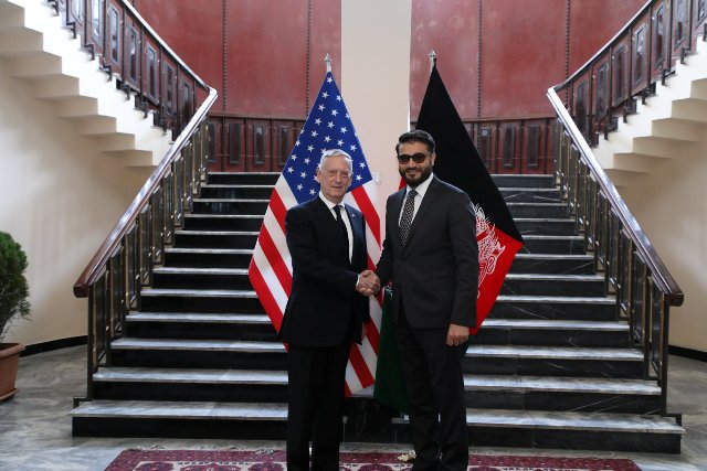 US, Afghanistan hold delegation-level talks: By Javed Hamim Kakar on 07 September 2018 KABUL (Pajhwok): Senior US and Afghan security officials on Friday thoroughly discussed issues concerning Afghan forces, the fight... read more dlvr.it/QjSK07