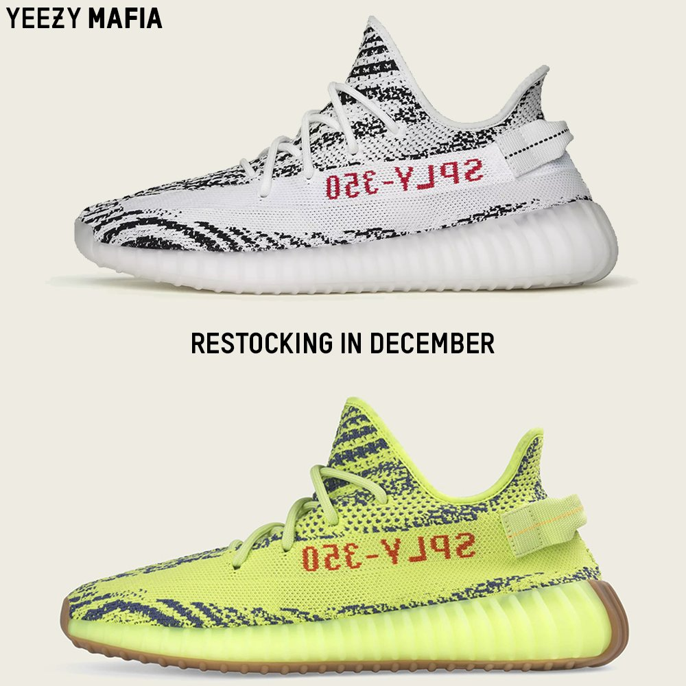 premium selection f7305 92edb YEEZY MAFIA on Twitter: