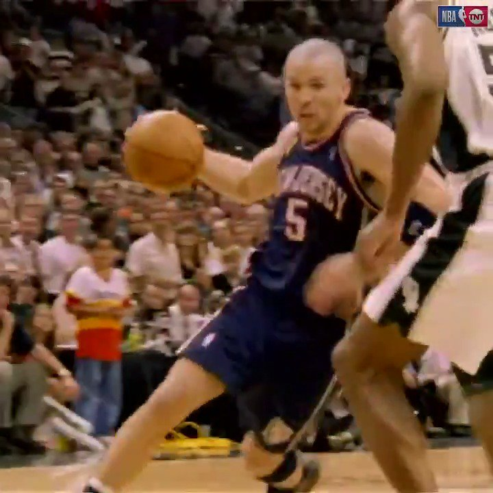 That time Jason Kidd took over in the NBA Finals... ��  @hoophall #18HoopClass https://t.co/rKucjzXDAq