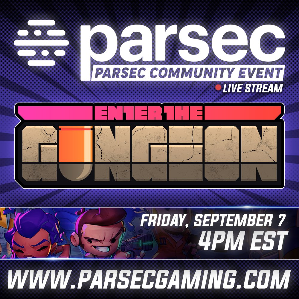 Parsec on Twitter: