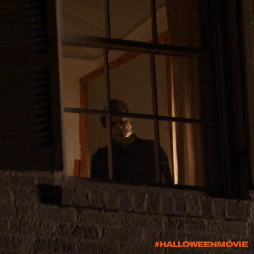 #HalloweenMovie returns , 40 years later on October 19th featuring the wonderful @halukbilginer_ - we are terrified...