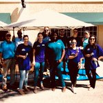 Giving back to our community with the help of @GreatExpOrg and @HabitatPinellas #WeinPlus @Habitat_org