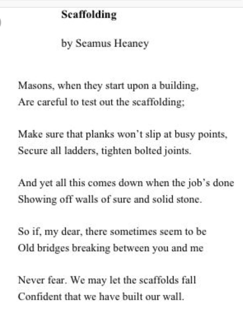 poem digging seamus heaney