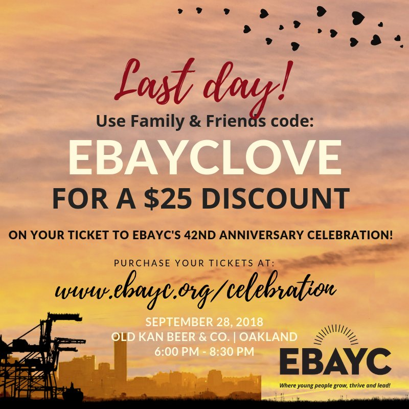 test Twitter Media - Have you gotten your tickets yet for our annual celebration?  Today is the last day to save with our Friends and Family code AND tickets are almost sold out!  Visit https://t.co/sLKpyecuMX to join the fun! https://t.co/3eWZknU48K