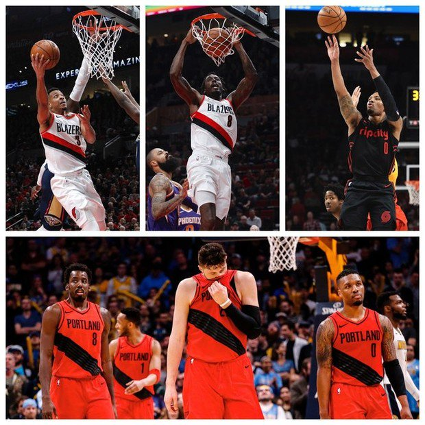 Portland Blazers Defensive Rating: Damian Lillard Top : Latest News, Breaking News Headlines