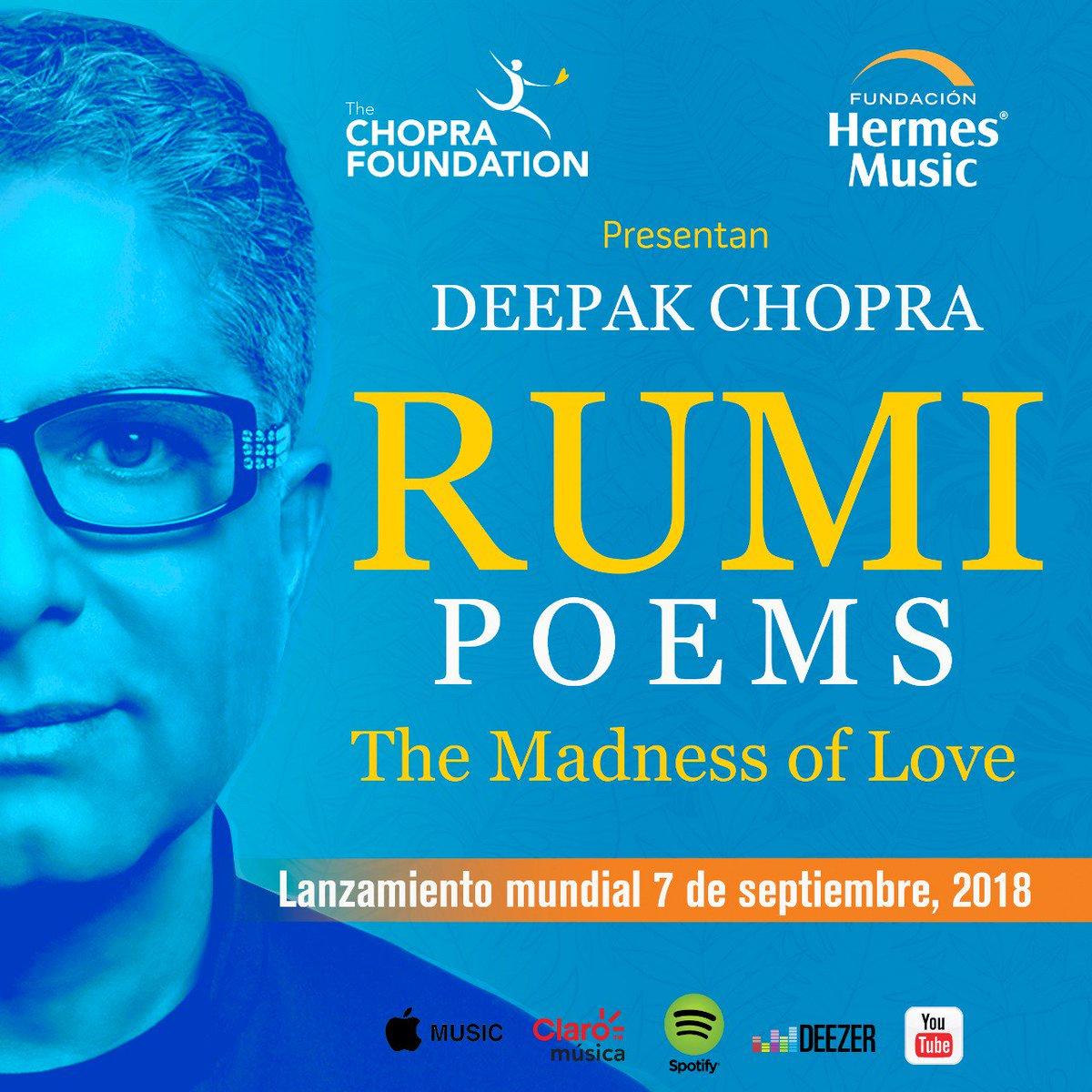 Fundaciónhermesmusic على تويتر Ya Pueden Disfrutar De Rumi