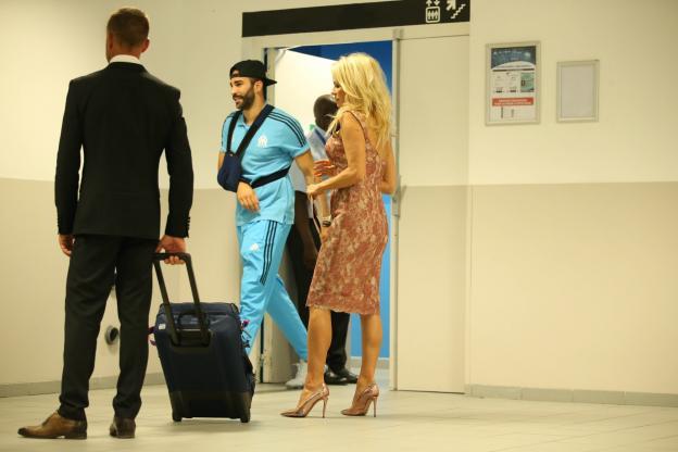 Selon TMZ, l'idylle entre Adil Rami et Pamela Anderson est terminée. https://t.co/2PG4vdlxJF