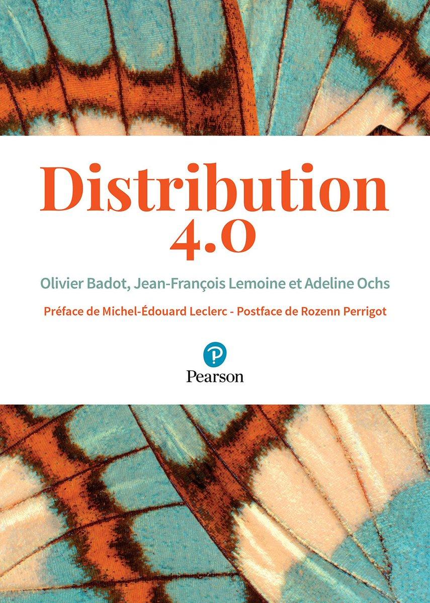 #VendrediLecture Distribution4.0 Un ouvrage complet et pluridisciplinaire  pour décrire et comprendre le #Retail en 2018  - FestivalFocus