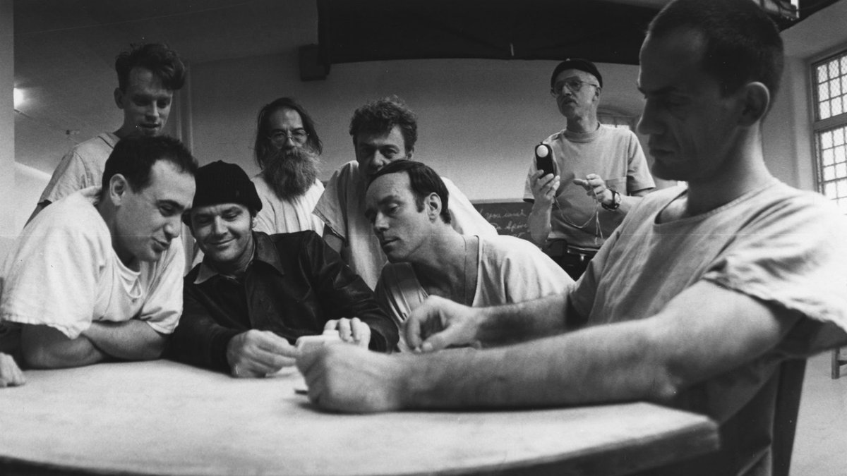 one flew over the cukoos nest For the broadway play, see one flew over the cuckoo's nest (play) considered to be one of the greatest films ever made, one flew over the cuckoo's nest is no 20 on the american film institute's 100 years.