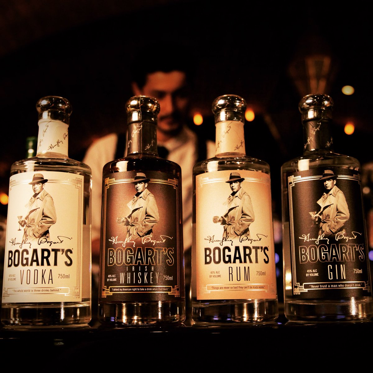 You can order our award-winning @BogartSpirits collection online at liquorama.net. #FridayFeeling #friyay #spirits #cocktails