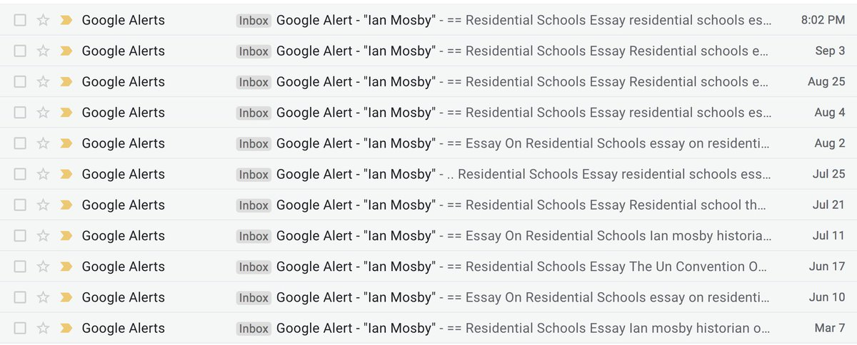 Ian Mosb On Twitter If Youre An Educator Teaching About  Ian Mosb On Twitter If Youre An Educator Teaching About Residential  Schools Just A Reminder That You Should Never Ever Assign A Generic Essay  Topic