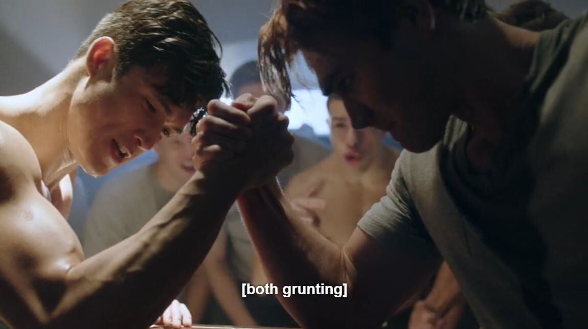no context riverdale (@nocontextrvd) on Twitter photo 2018-12-14 07:54:26