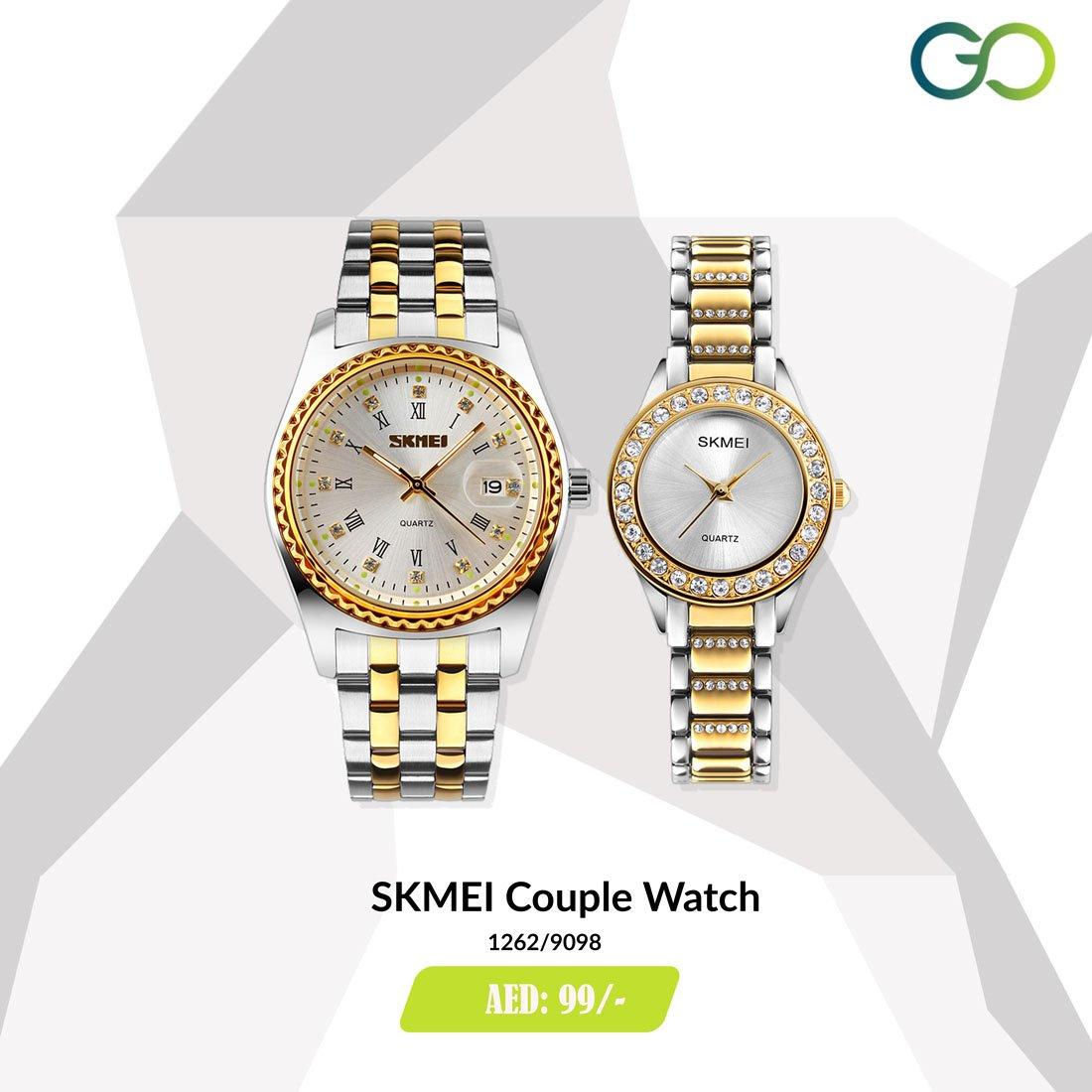 AED99 For Direct Order Googl YsTZMv WhatsApp 971585009191 Couple Wristwatch Fashion Style Trend Dubaishopping UAE DXB