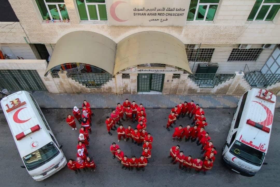Syrian Red Crescent V Twitter صورة الاسبوع 133 ليس رقم الإسعاف فقط هو خط لإنقاذ الحياة تذكره دائما واعلم أن فرق إسعاف الهلال الأحمر العربي السوري على أهبة الإستعداد لتقديم المساعدة في أي وقت Syria Syredcrescent Https T Co Dgwxqdwqoe