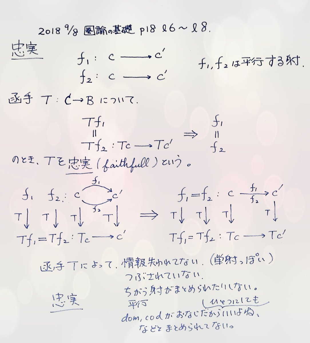 """結城浩 on Twitter: """"#今日の圏..."""