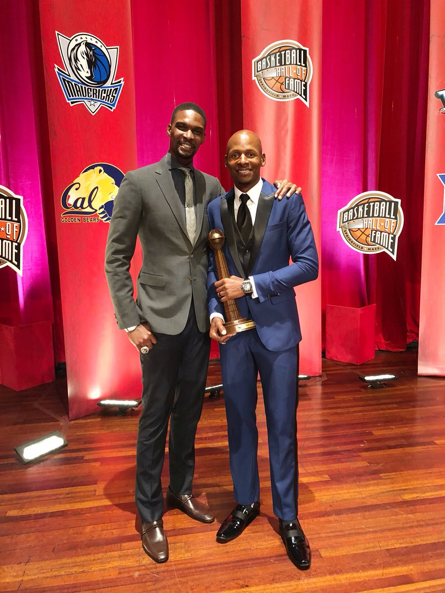 Congratulations #RayAllen on the Hall Of Fame nod. Well deserved! It is a pleasure and a dream to call you a teammate and a friend. #18hoopclass #NBA #HOF
