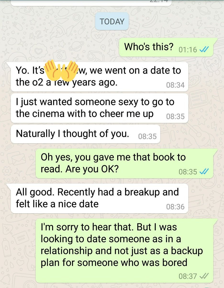 i don t want to date anyone