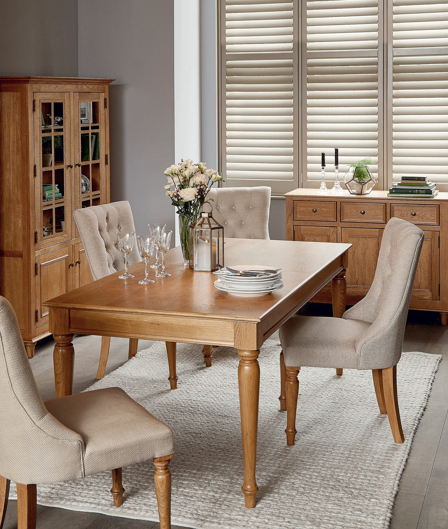 """Laura Ashley On Twitter: """"This Seriously Smart Dining Table Is The Perfect Place To Entertain Guests This Evening: Https://t.co/03WYoZ0zId… """""""