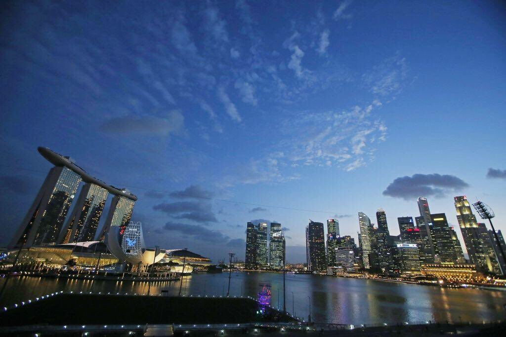 And I'm baaaack! Get ready. #Singapore ~ and have a read: https://t.co/HtgsnWJVBQ #MIGlobal