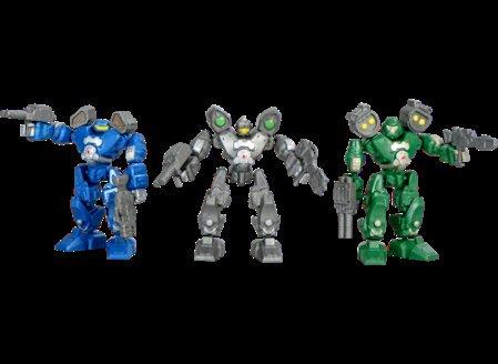 test ツイッターメディア - 組立ロボットにも元ネタ・・・もといパクリ元あったっぽい。M.A.R.S. MEGABOTっていうロボ玩具のパチモンだとさ。 #セリア https://t.co/hHARwS3SOk