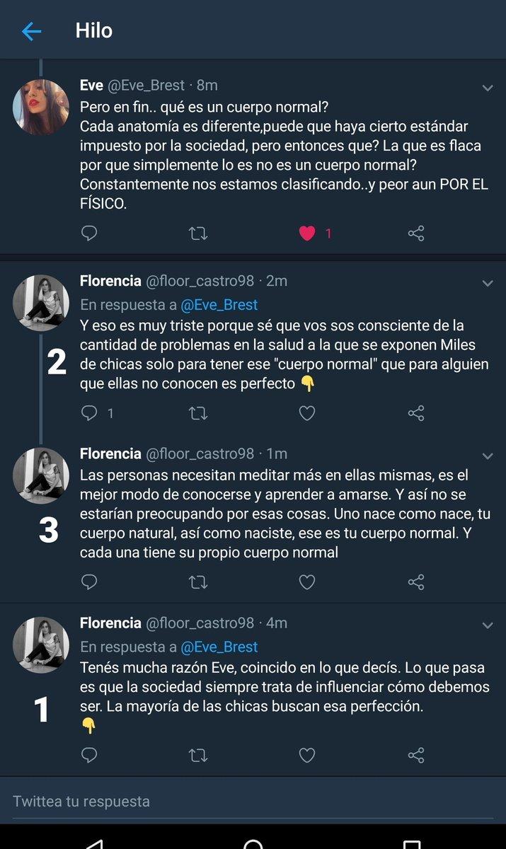 Florencia - @floor_castro98 Twitter Profile | Twipu