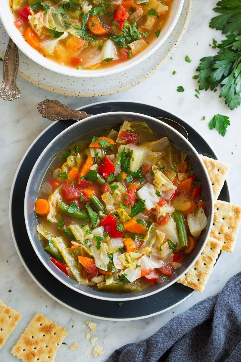 @recipesnosh: Please RT! #recipes #food Cabbage Soup https://t.co/BPwQiZ58XX https://t.co/oBr9ZjgLfc