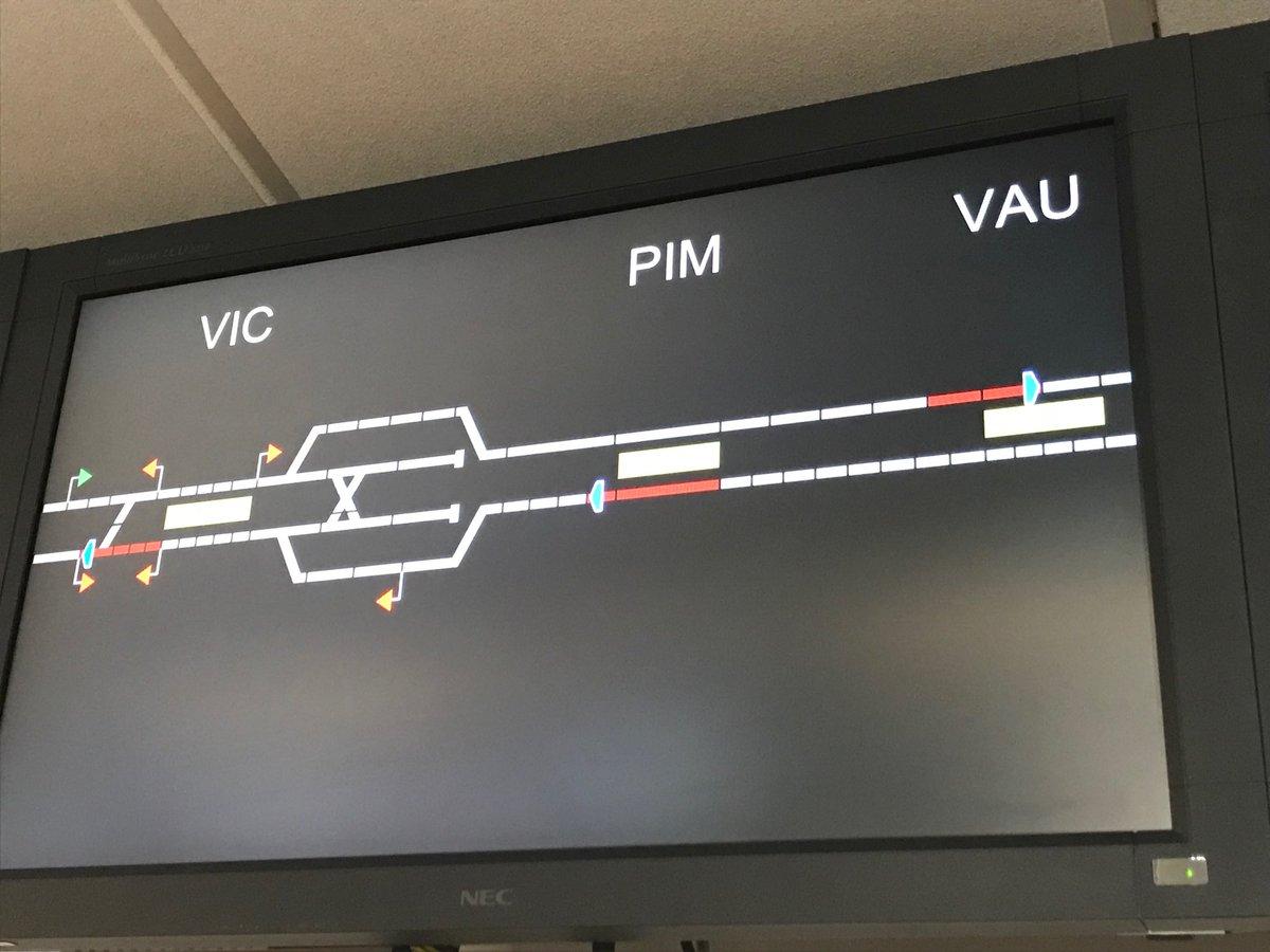 Dmk9kM7XcAAUjVH - The Victoria Line's really big 50th birthday! #3