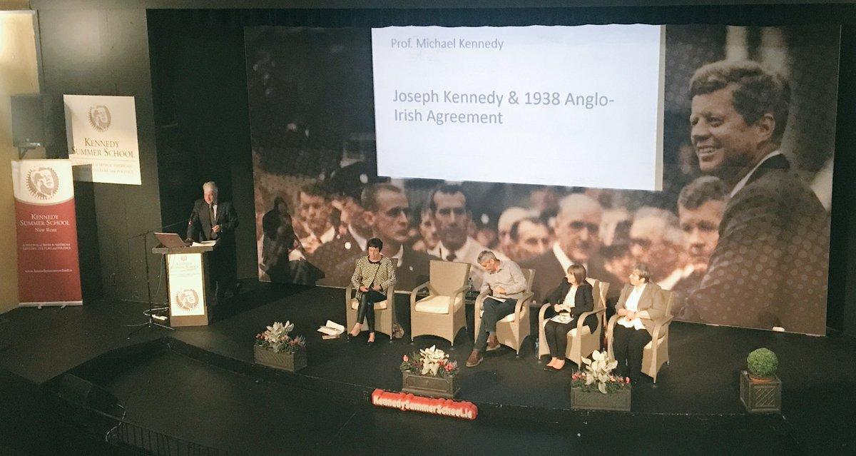 Kennedy Summerschool On Twitter Prof Michael Kennedy Speaking On