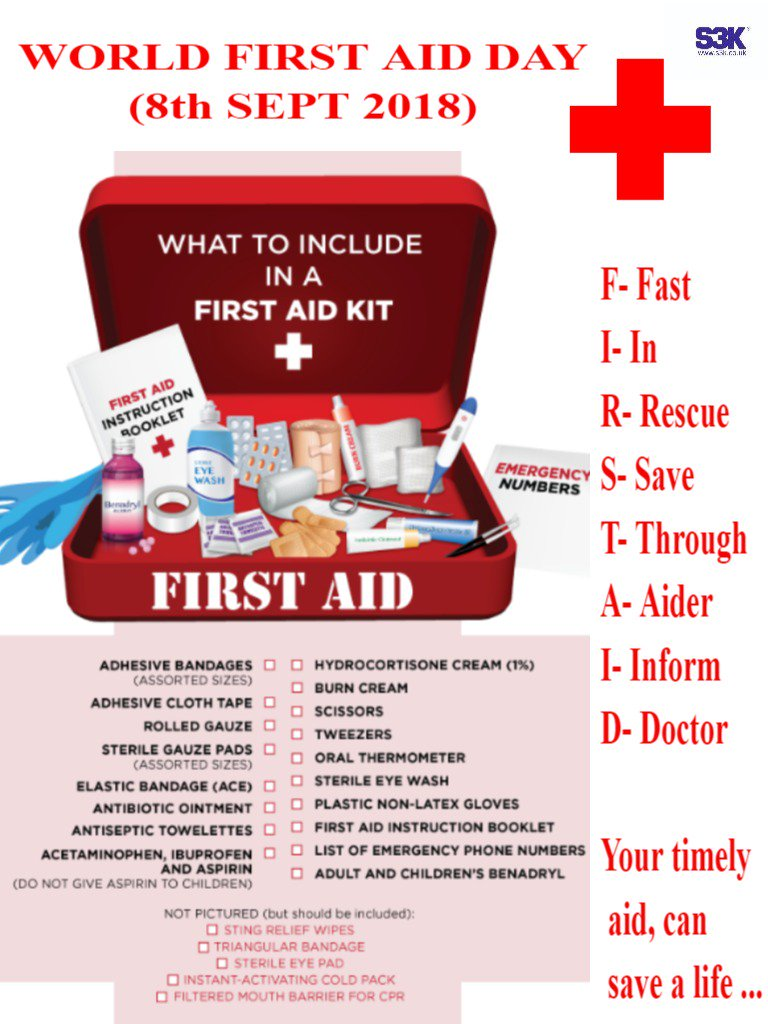 world_first_aid_ hashtag on Twitter