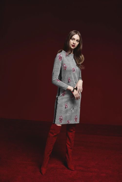 8fa2f77866 Taranko na sezon jesień - zima 2018 2019 wprowadza specjalną kolekcję  Business Red  fashion  moda  taranko ...