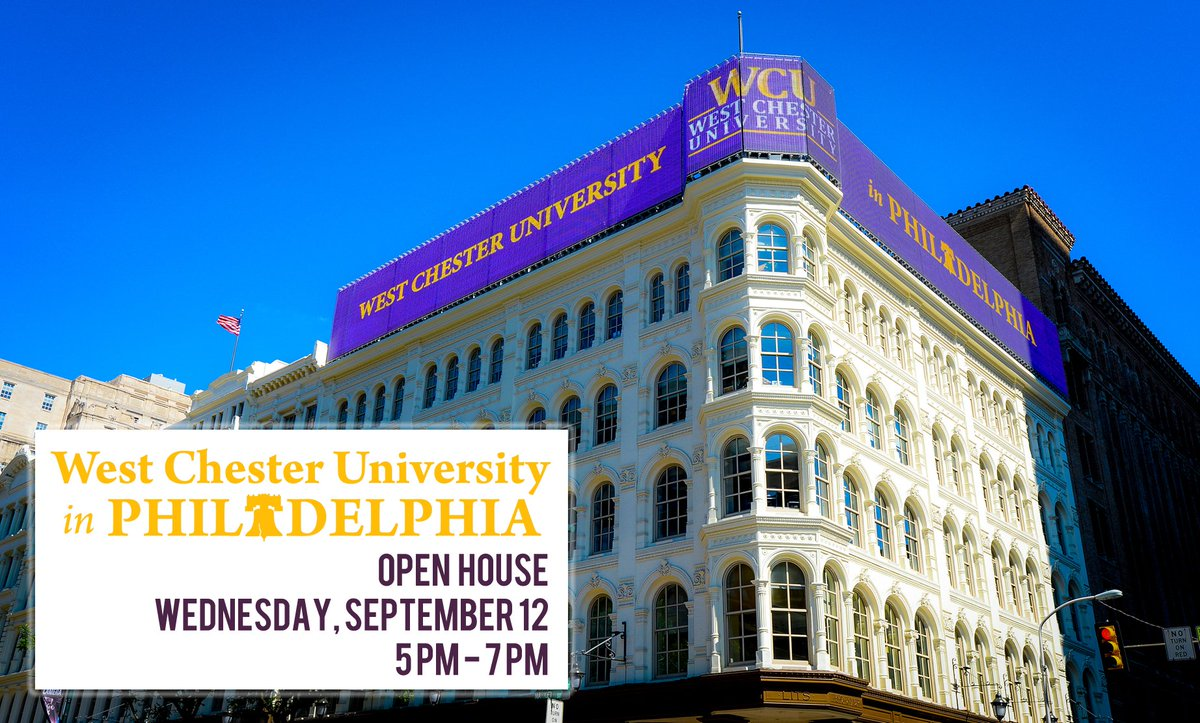 West Chester U On Twitter Located In The Heart Of Center City