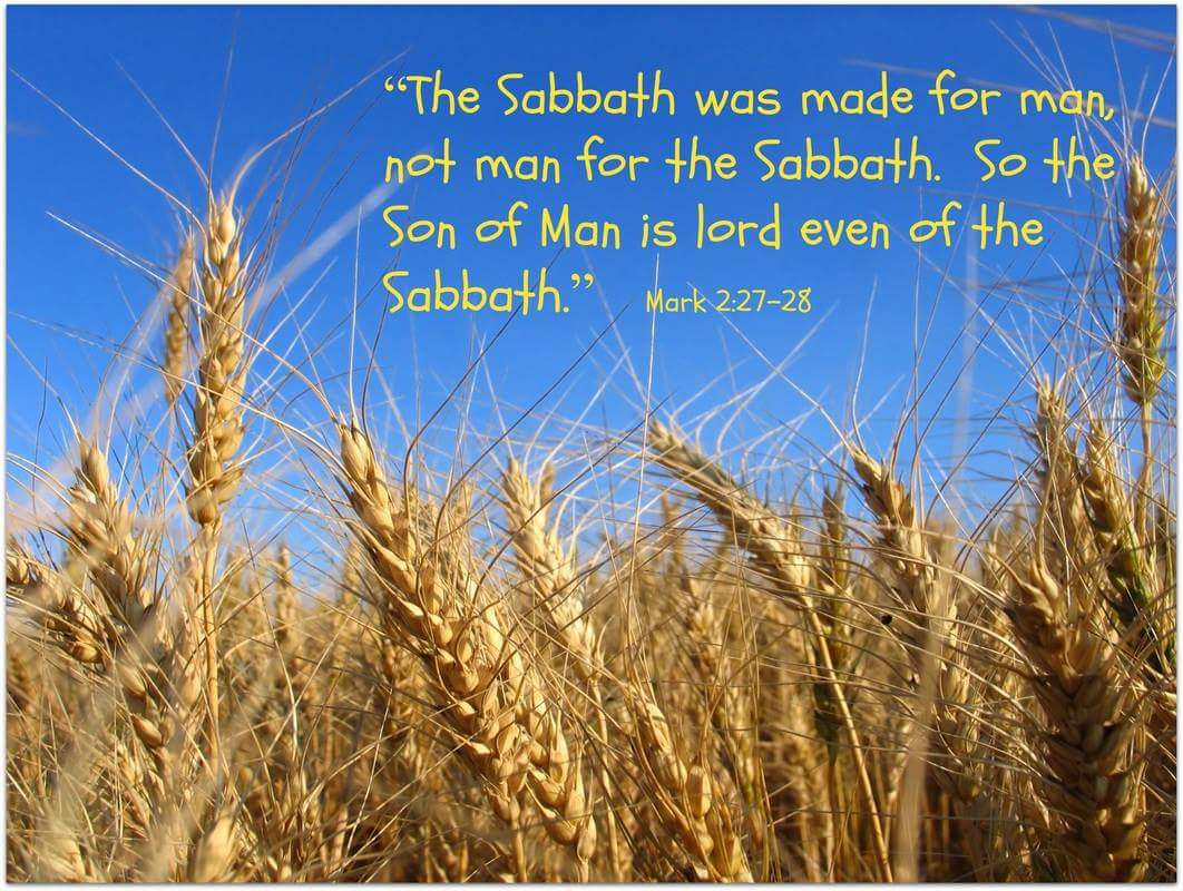 9 Six Days Shalt Thou Labour And Do All Thy Work 10 But The Seventh Day Is The Sabbath Of The Lord Thy Rest Relax Refresh And