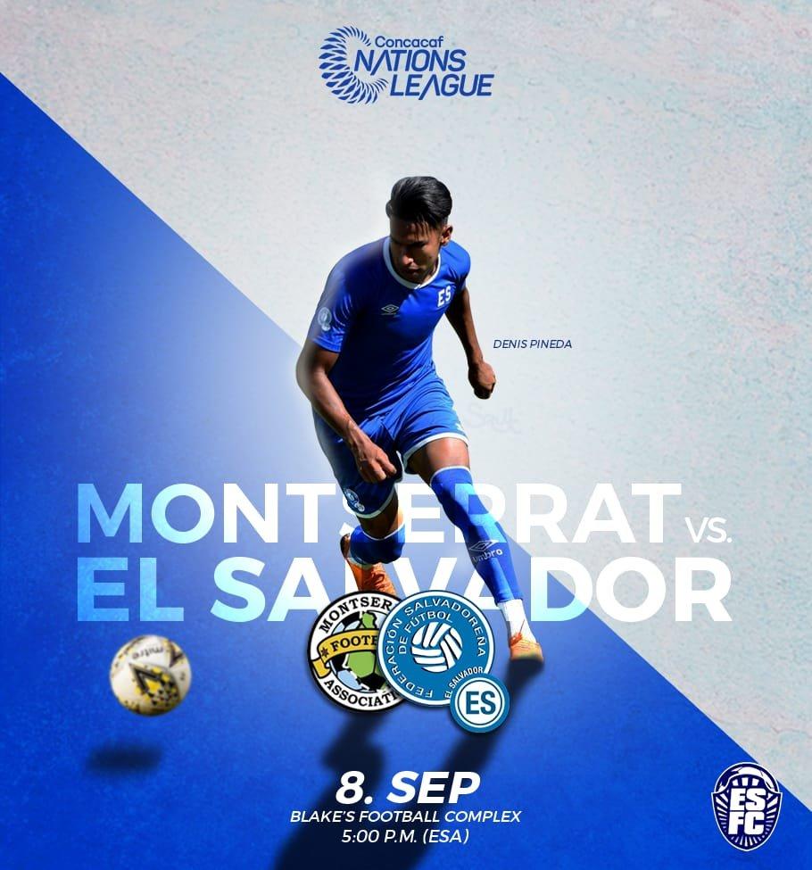 Liga de Naciones CONCACAF y Eliminatorias a Copa Oro 2019 [8 de septiembre del 2018 - Monserrat] Dmk_vx0UcAAMBc5