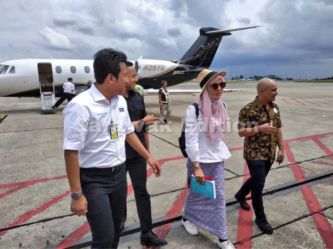 Image result for anwar ibrahim private jet