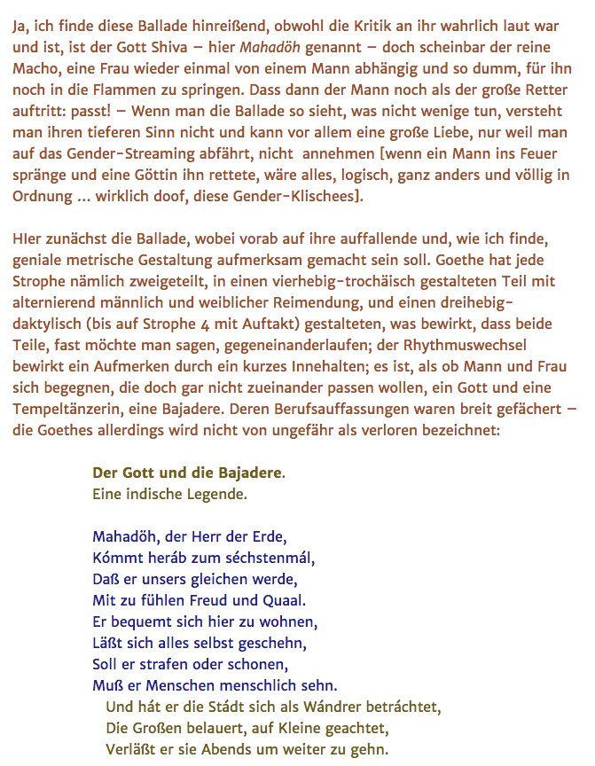 Johannes Klinkmüller على تويتر über Wahre Liebe Gegen