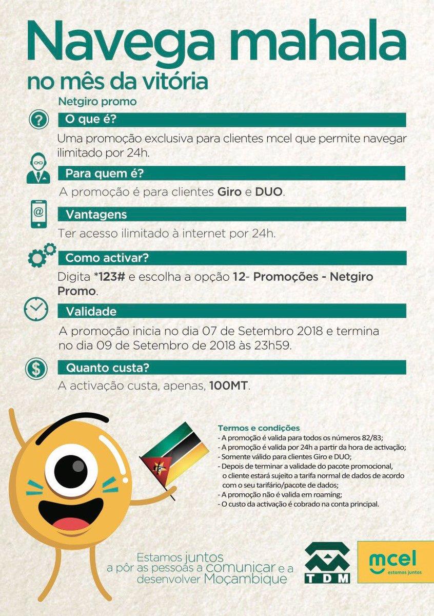 Moçambique Telecom, SA on Twitter: